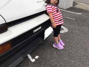 スプリンタートレノ AE86 GT APEX のカスタム事例画像 86 雅さんの2019年06月18日17:01の投稿