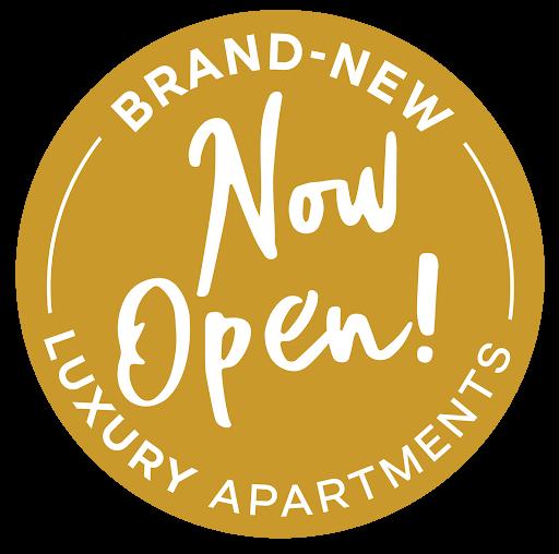 Brand New Luxury Apartments Now Open