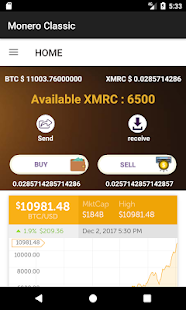 XMRC - náhled