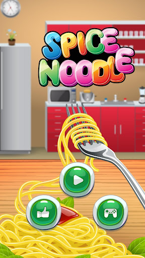 Cooking Games The Noodles Maker Mania screenshots 3