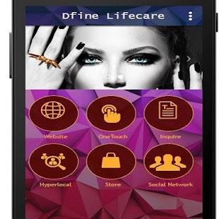 Dfine Lifecare - náhled