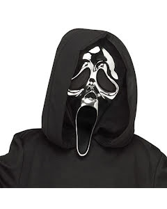 Mask, Scream silver