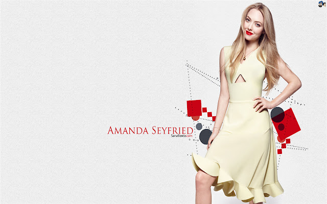 amanda seyfried Themes & New Tab