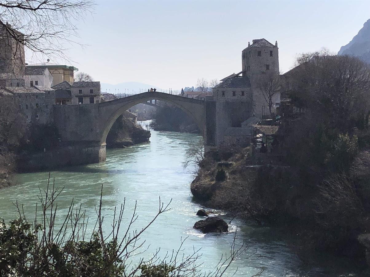 Mostar Old Bridge