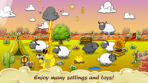 Clouds & Sheep screenshot 15