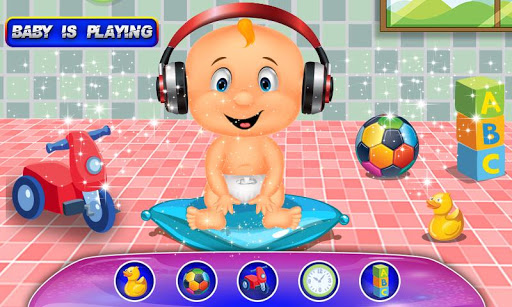 Virtual Newborn Baby Care: Babysitter Daycare Game 1.0 screenshots 6