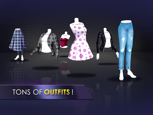 Fashion Fever - Dress Up, Styling and Supermodels 1.2.1 screenshots 9