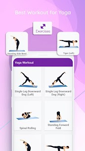 Yoga Workout – Yoga for Beginners – Daily Yoga App Download For Android 2