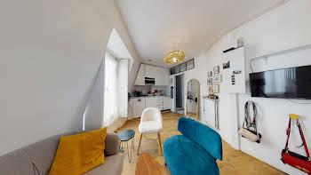 Studio meublé 20,03 m2