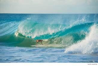 Photo: Photo of the Day: Ben Bourgeois, Caribbean. Photo: Burkard #Surfer #SurferPhotos