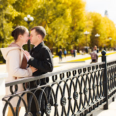 Wedding photographer Natalya Kramar (Weddphotokn). Photo of 24.09.2017