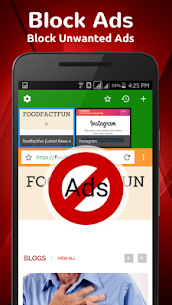 Android Browser –  Safe Browser ,Privacy Apk  Download For Android 2