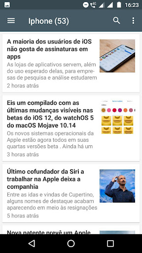 Tecnologia Agora 4.4 screenshots 7