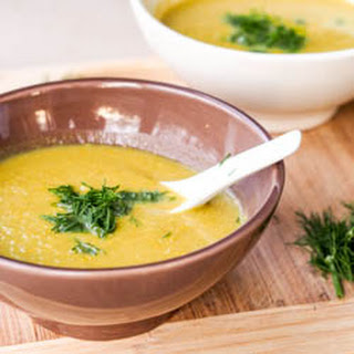 Vegan Creamy Asparagus Soup {Gluten-Free}