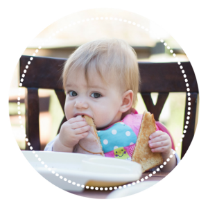 Baby Led Weaning Benefits: More Developmental Fun