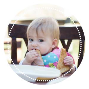 Baby Led Weaning Benefits: More Developmental Fun