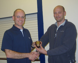 Photo: Club Coin 3rd - Chris Goodchild - presented by Kurt Adams