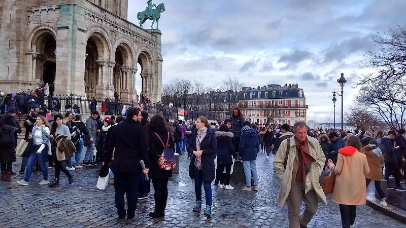 L'immortalità di Parigi. di gajardo