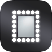Lighted makeup MIRROR HD+