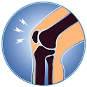 Knee Pain Relieving Exercises icon