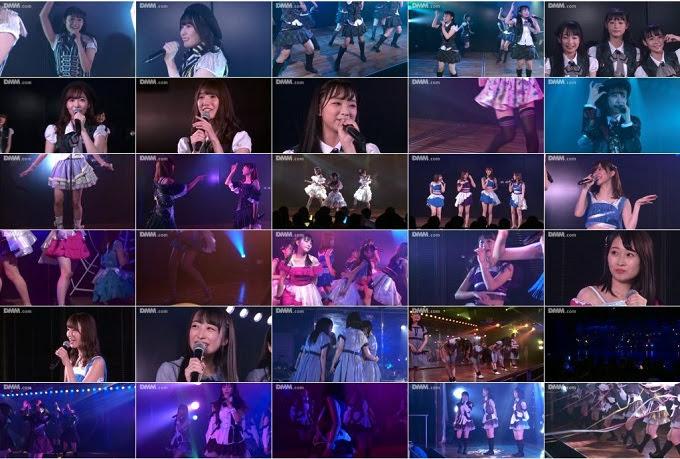 181016 HKT48 チームH「RESET」公演@AKB48劇場 DMM HD