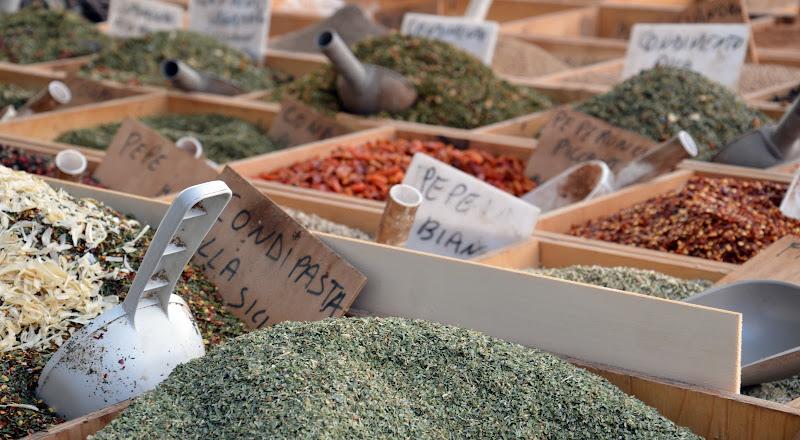 sapori al mercato di tatiana morello