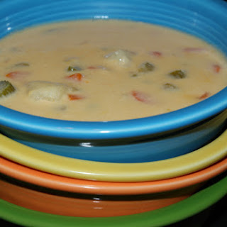 Busia's Cheese Soup