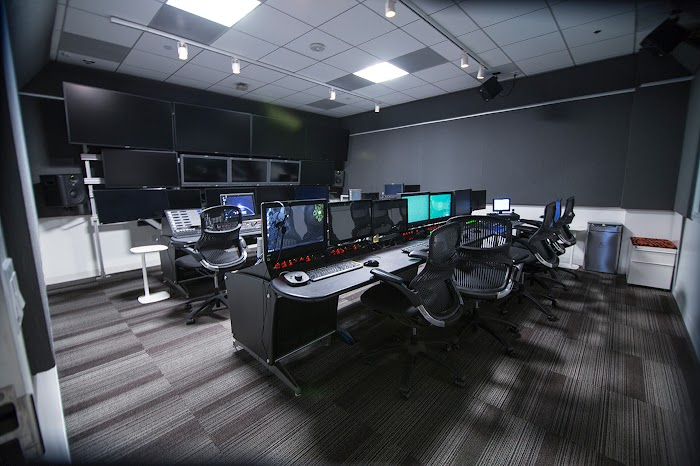 4K Production Control Room