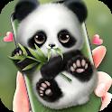Cute Panda Wallpapers & Themes icon