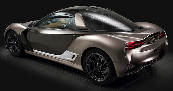 ด้วยเครื่องยนต์ขนาดเล็กแต่ทรงอานุภาพทำให้ Concept Car จาก Yamaha คันนี้ ถ้าทำออกมาขายจริงจะเป็นคู่แข่งของ Lotus Elise ทันที