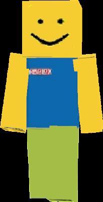 roblox noob skins de roblox Roblox Noob Nova Skin