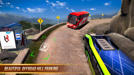 Modern Bus Simulator Parking New Games – Bus Games 2.51 screenshots 1