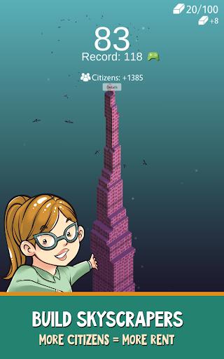 Sky Tower Tycoon u2013 Your Idle Adventure 2.3.0 screenshots 9