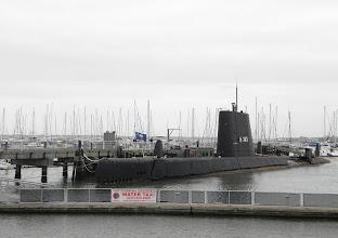Photo: Submarine