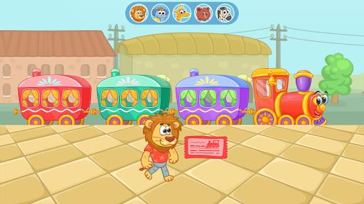 Railway: train for kids 1.0.5 screenshots 4