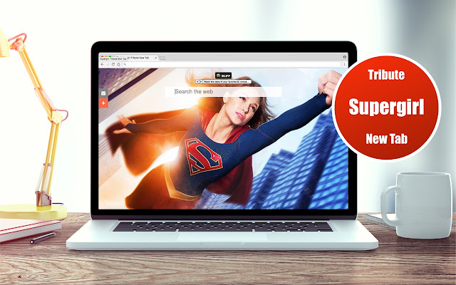 *NEW* Supergirl HD Wallpapers New Tab Theme