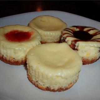 Cheesecake Cupcakes.