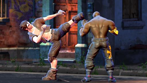 Street Warrior - Jeux de Samurai qui se battent  captures d'u00e9cran 2