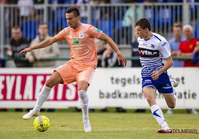 Le joueur d'Anderlecht Luka Adzic réagit aux rumeurs qui l'envoient à l'AEK Athènes