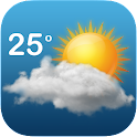 Local weather of the week icon