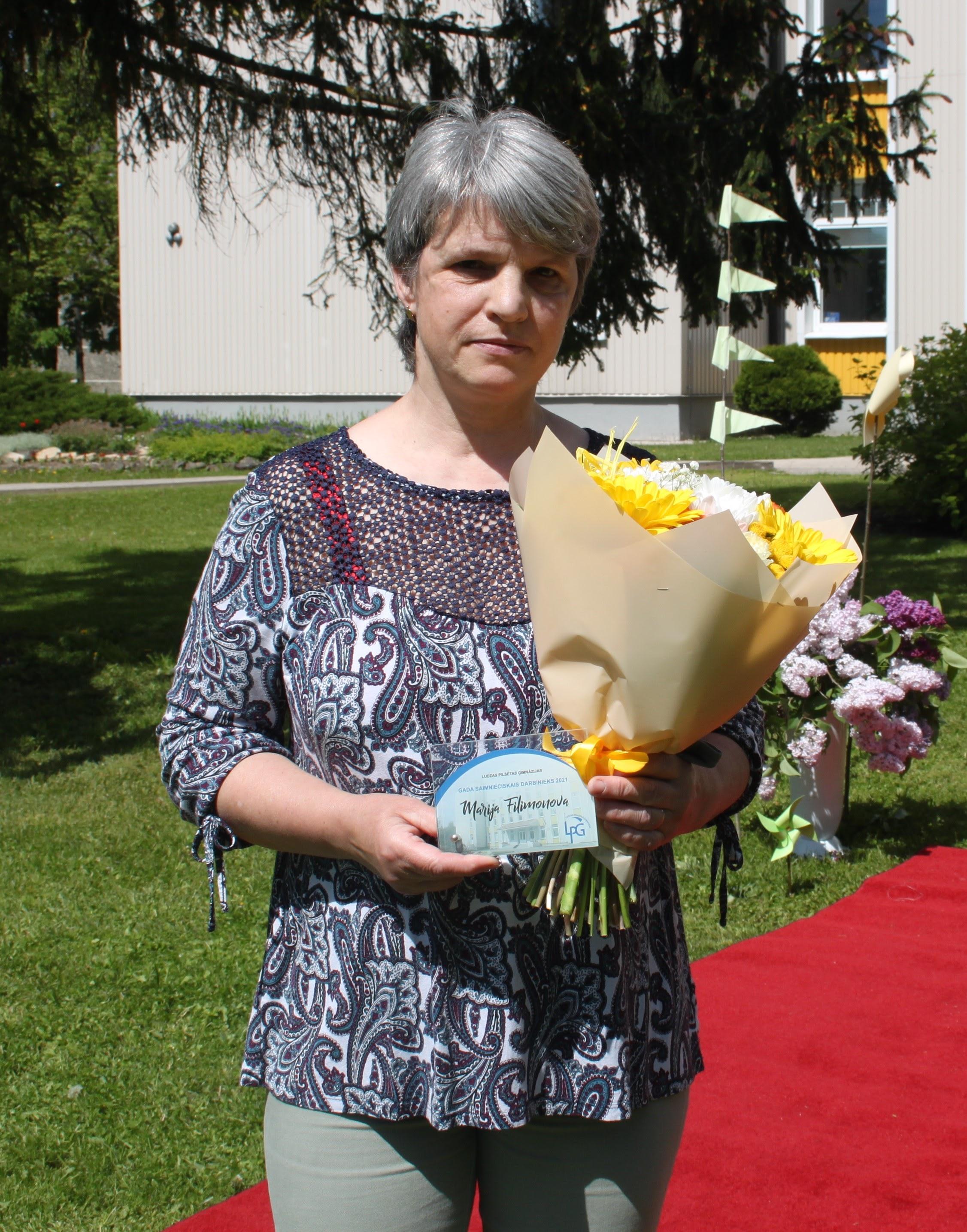 Marija Filimonova