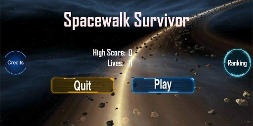 Spacewalk Survivor screenshot 1