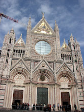 Photo: The cathedral in Siena