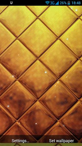 黄金动态壁纸