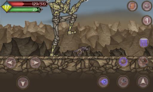 Runic Curse screenshot 4