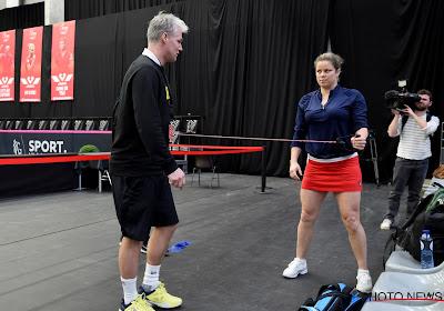 """Niet onlogisch dat Clijsters er na weekje Fed Cup weer klaar voor is: """"Ze zal haar eigen lichaam goed genoeg kennen"""""""