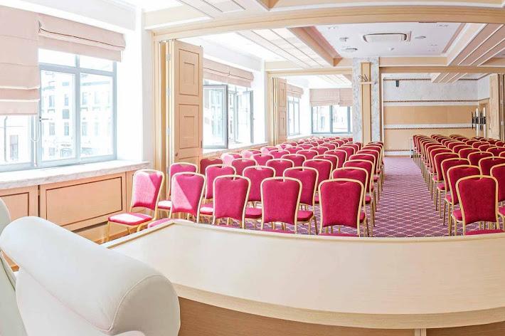 Фото №1 зала Конференц-зал «Ногай»