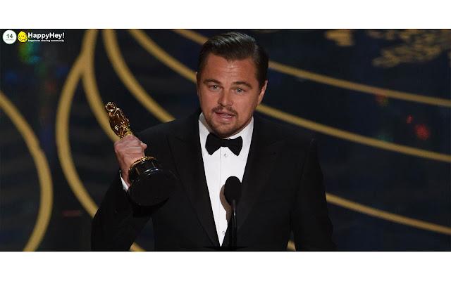 Leonardo DiCaprio Tab