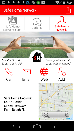 The Safe Home Network