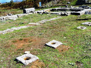 Photo: Byllis, Prytaneion, sacred meeting place